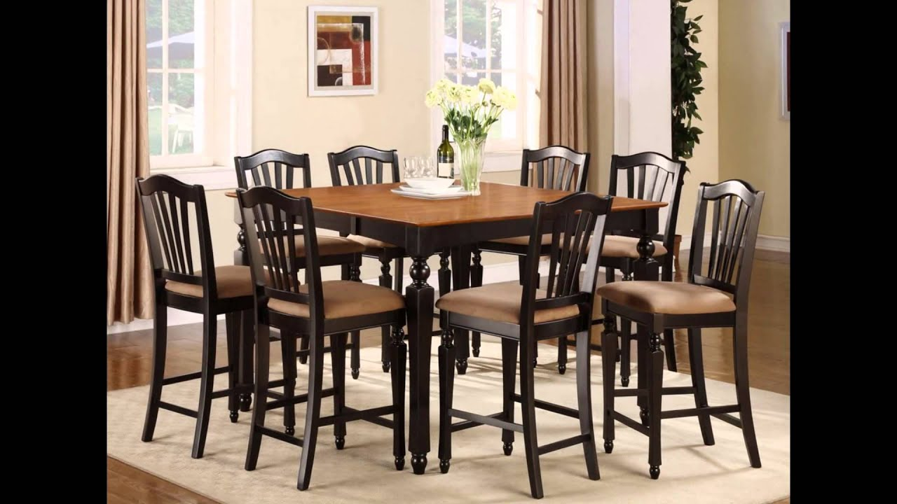 inexpensive dining room sets dining room table sets cheap dining room table sets youtube 4705