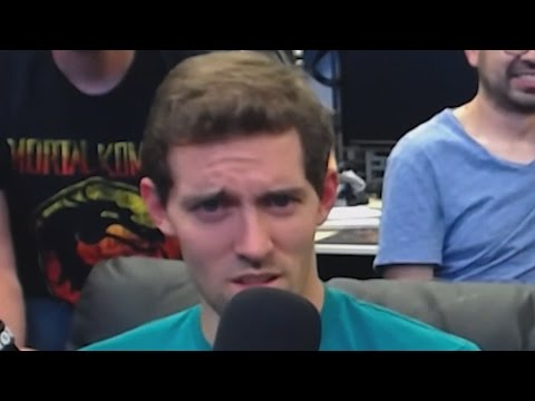 James Willems loses his comprehension of the human state