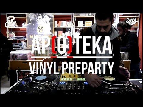 Live from Ap(o)teka | Skopje Vinyl Preparty | MKC