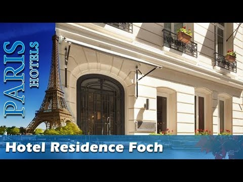 Hotel Residence Foch - Paris Hotels, France