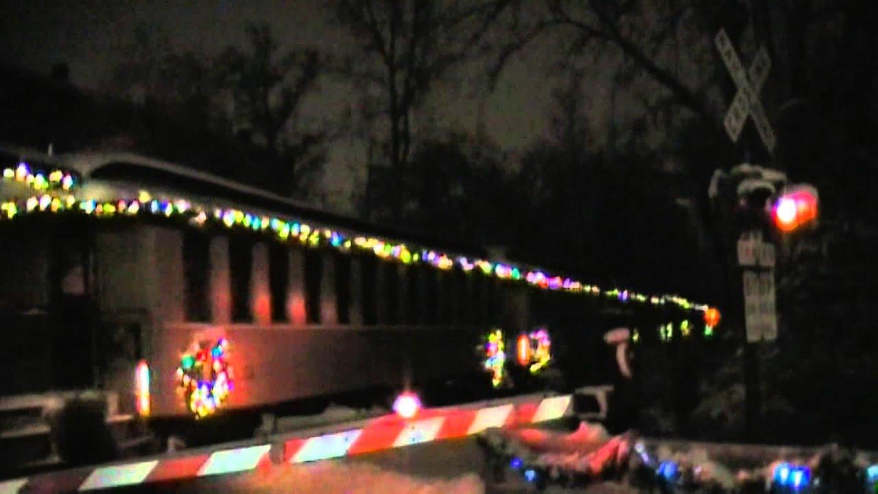Huckleberry Railroad (Rio Grande 464), 12-26-2013 #5 - YouTube