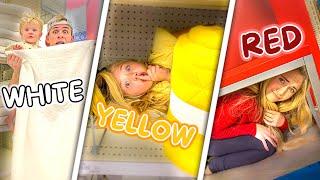 Hide N Seek In Your Color In Target!!!