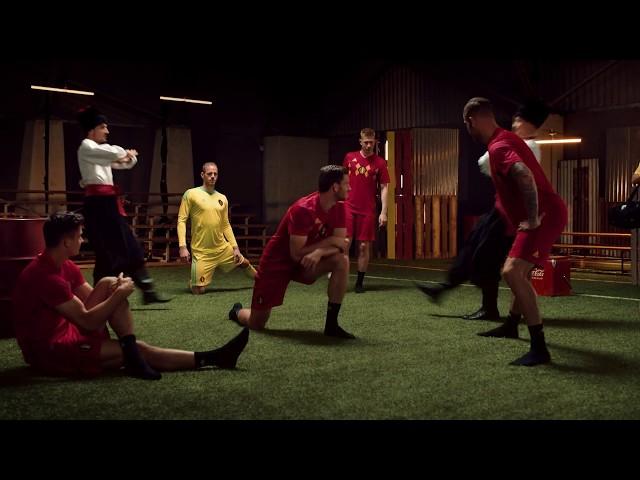 Coca-Cola steunt de Rode Duivels tijdens het WK. Ben jij er klaar voor?