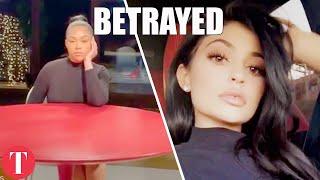 Kardashians React To Jordyn Woods Red Table Talk Interview