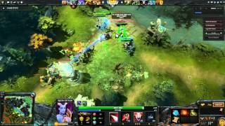 Dota 2 - How to Level 5 in 1 minute with any hero