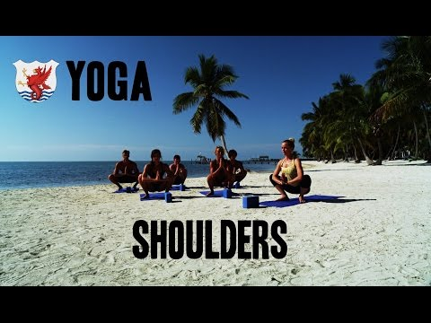 Swimisodes - Yoga for Swimmers - Shoulders