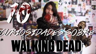 10 Curiosidades sobre The Walking Dead-Domeek