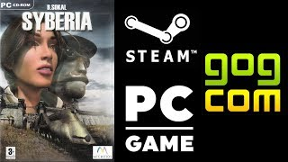 Syberia Gameplay Walkthrough Point & Click Adventure NO COMMENTARY