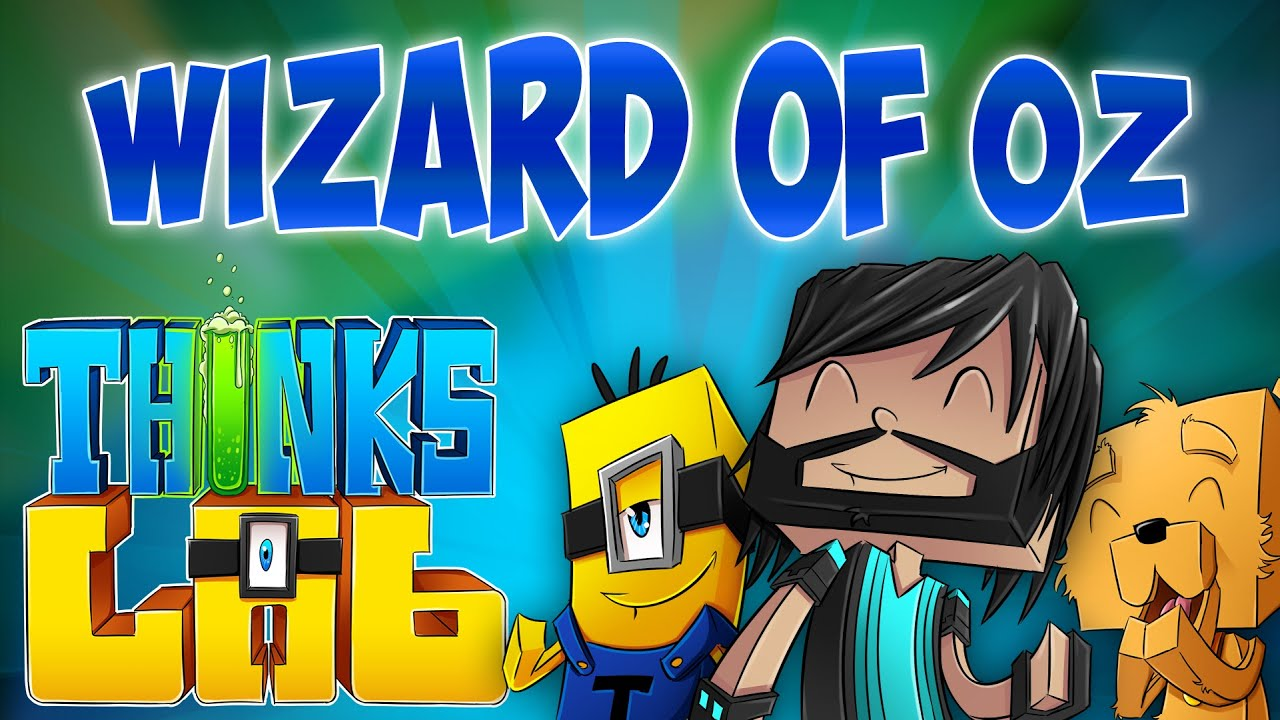 the wizard of oz think u0027s lab minecraft mods minecraft