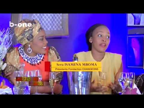 Music Bar de Noella Madinga avec Papy MBOMA, Pathy Ambroise, Sera Mboma et Olga NGYANA