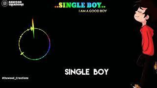 SINGLE BOY GANA SONG WHATSAPP STATUS IN TAMIL    GANA ACHU    Gana song