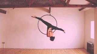 Little Bit-  Aerial hoop