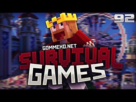 RENN DOCH NICHT NUR WEG! ♛ Minecraft Survival Games