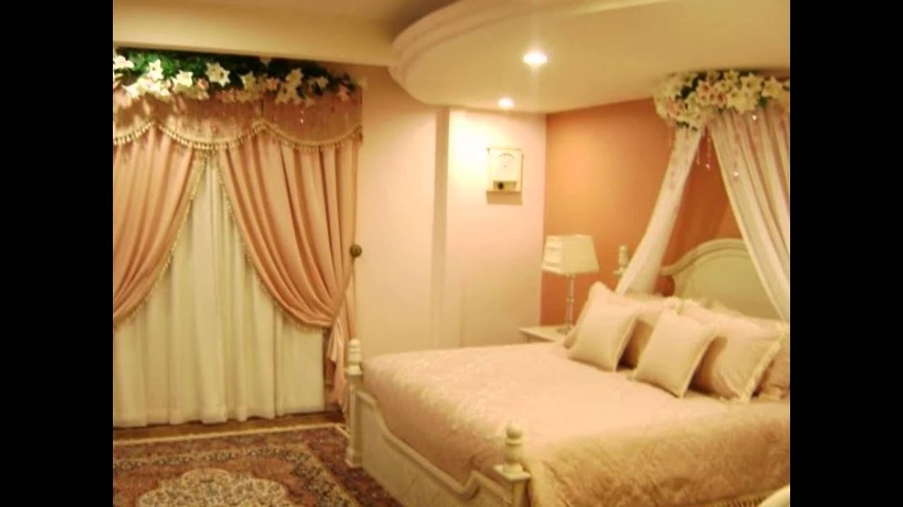 And Beautiful Bridal Bedroom Decoration Ideas