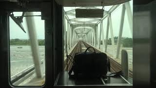 あいの風とやま鉄道 泊→IRいしかわ鉄道 金沢 Cabview:Tomari to Kanazawa via Toyama