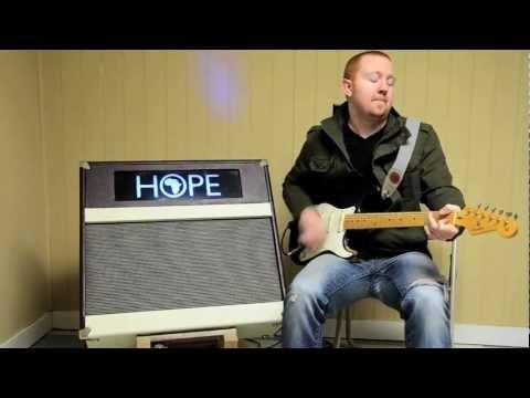 Immix Eleven HT-30 Hope Amp Demo- Michael Vance