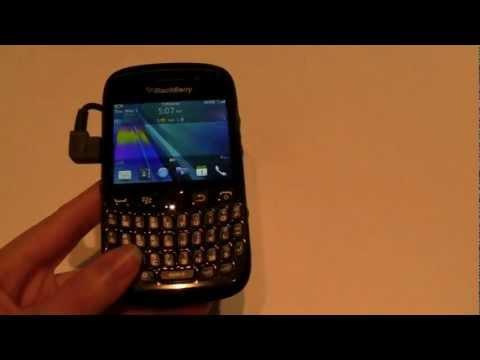 BlackBerry Curve 9220 Hands-On