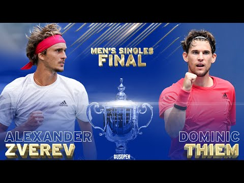 Alexander Zverev Vs Dominic Thiem - Road To The Final | US Open 2020