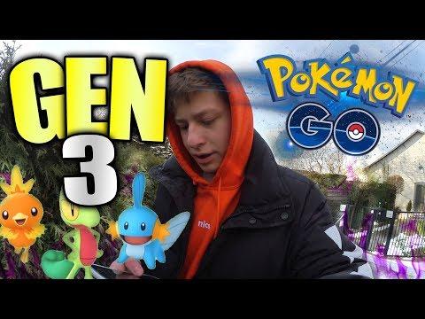 NEUE POKEMON! GENERATION 3 • Pokemon Go deutsch