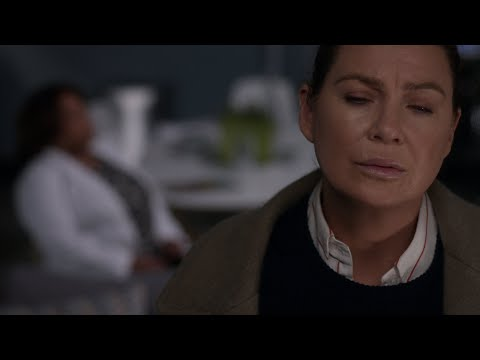 Meredith and Bailey Are Lonely Together - Grey's Anatomy