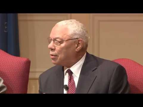 Madeleine Albright & Colin Powell: Finding Shared Values for U.S. Foreign Policy