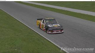 D4SP iRacing Canadian Tire Truck Testing