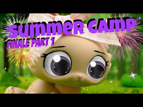 LPS- Summer Camp | Episode #14 {Finale Part #1}