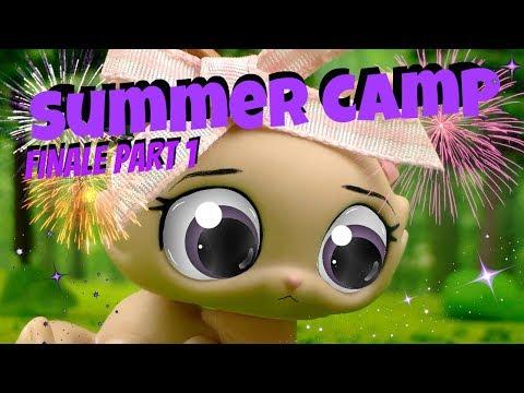 LPS- Summer Camp   Episode #14 {Finale Part #1}