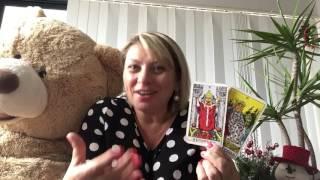 ВОДОЛЕЙ- ТАРО прогноз на ЯНВАРЬ 2017 года от Angela Pearl.