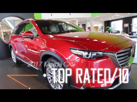 2017 Mazda CX-9 Grand Touring - Showroom Review at Stokes Mazda