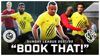 """""""BOOK THAT!"""" vs GOWER ALLSTARS - SUNDAY LEAGUE FOOTBALL - TAKERS FC"""