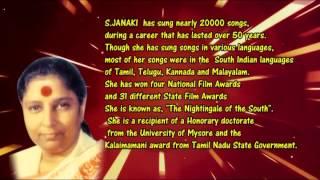 Hit Tamil Film Song | Naan Aathankarai | S.Janaki | Raagam Thedum Pallavi