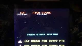 Arcade1Up Galaga High Score Issue!?!?!