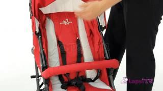 Коляска-трость Neonato Breeze с бампером (Неонато Брииз)