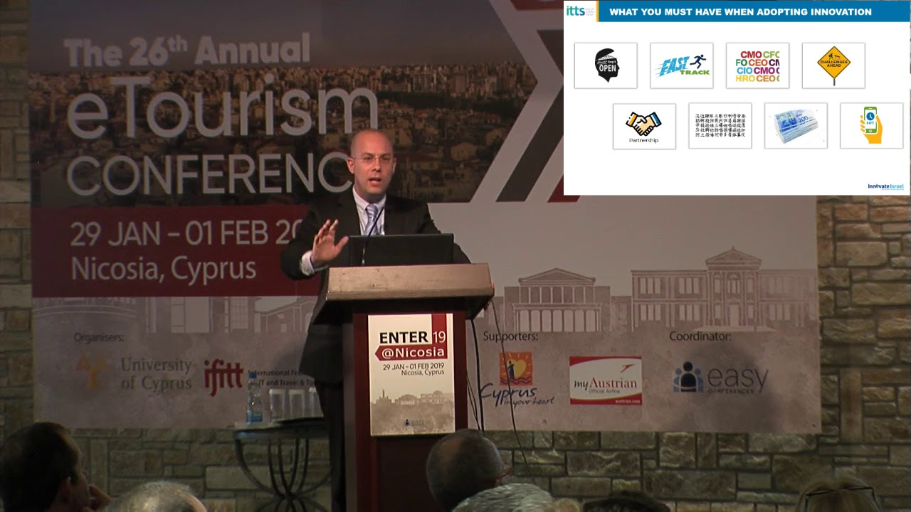 Itai Green – Corporate Open Innovation – International Federation for IT IFITT - Cyprus