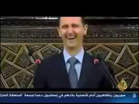 وثائقيات سوريا - الجزيرة - فلم وثائقي بعنوان سوريا...خارطة الخوف ( كامل )