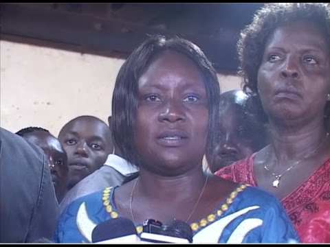 Jubilee party aspirants in Embu storm the tallying centre and vow no elections will take place