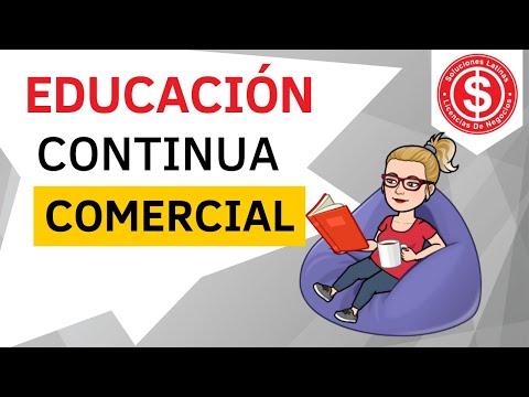 Educación Continua Comercial