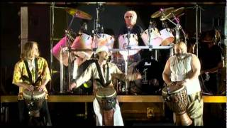 Cerrone: Batucada solo + Drums Solo ! Versailles