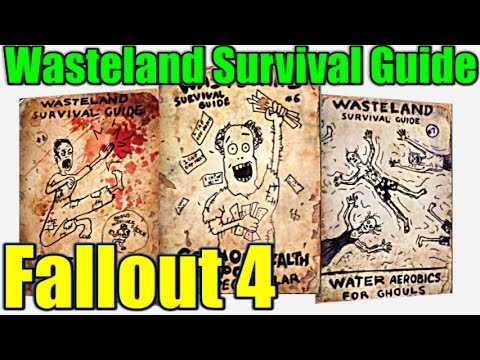 Fallout 4   Wasteland Survival Guides Guide
