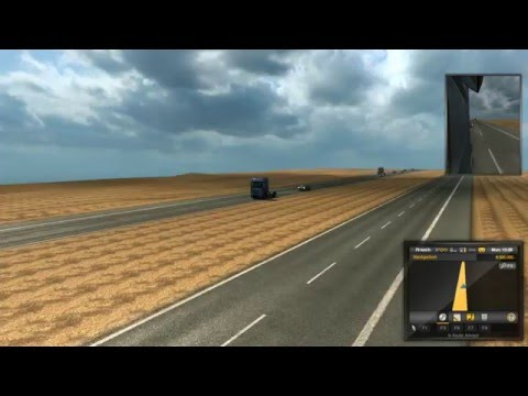 American/Euro Truck Simulator 2 map editor tutorial