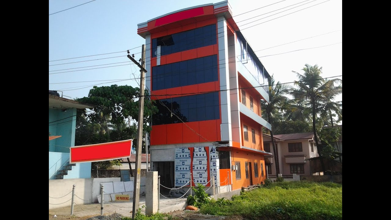 Shopping complex in good commercial area for sale rent for Small commercial building plans