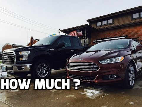 Thumbnail: Why is my Ford F150 cheaper than my Ford Fusion? What do I pay per month for both of them?
