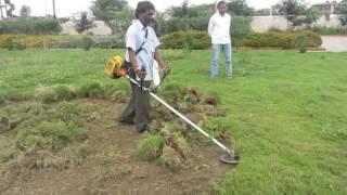 KisanKraft Grass Cutter
