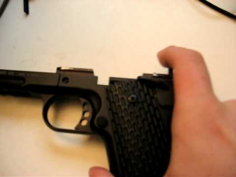 Airsoft KWA 1911 Mark 2 problems