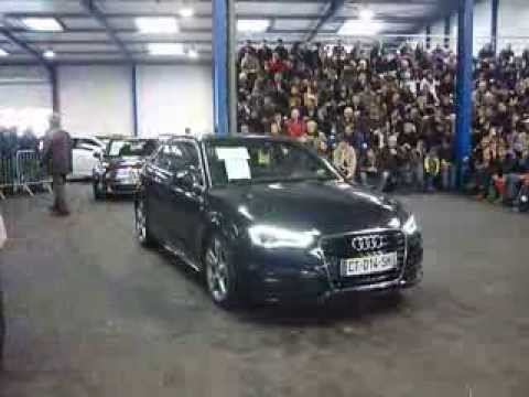 audi a3 aux encheres youtube. Black Bedroom Furniture Sets. Home Design Ideas