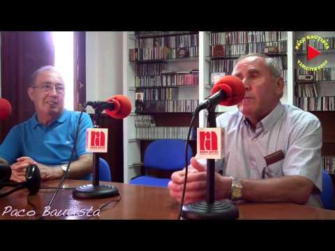 2015-09-07 RADIO ARCOS - FRANCISCO  VILLANUEVA MENDEZ