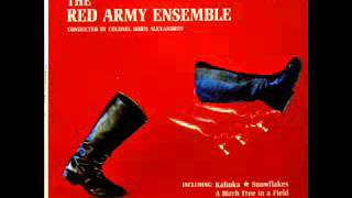The Red Army Ensemble - Conducted by Colonel Boris Alexandrov