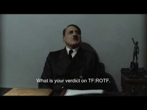 Hitler Reviews: Transformers: Revenge of the Fallen