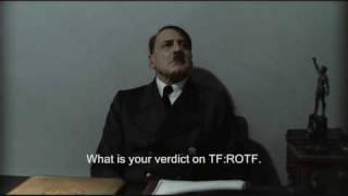 Hitler Reviews: Transformers: Revenge of the Fallen